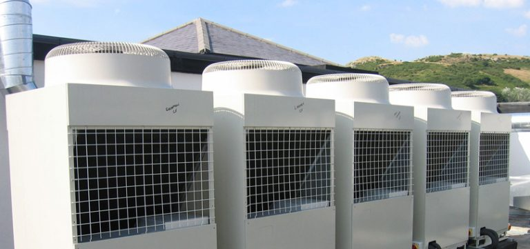 Air-conditioning-system-for-big-offices