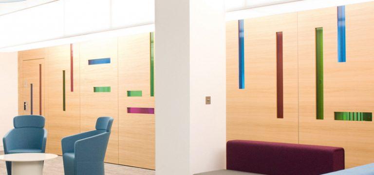Office-sliding-wood-door