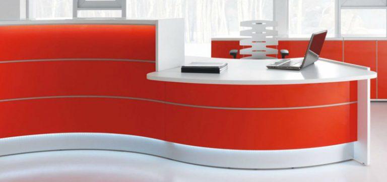 Reception-Desks-Furniture-red-white