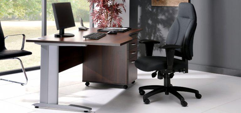 executive-office-desks-with-metal-leg-and-pedestal