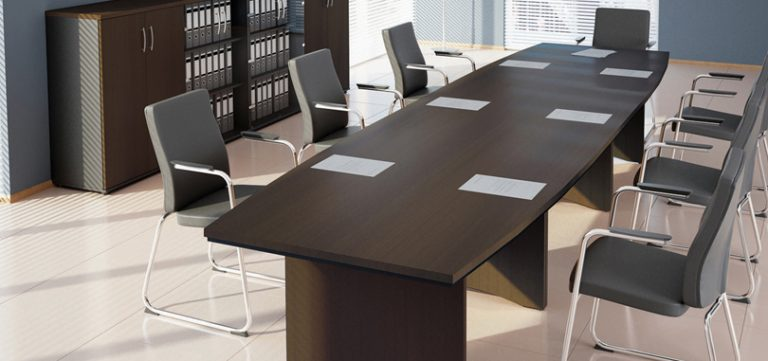 office-boardroom-furniture-in-dark-walnut