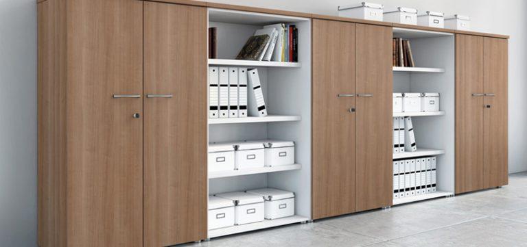 office-storage-furniture-dark-brown-bookcase