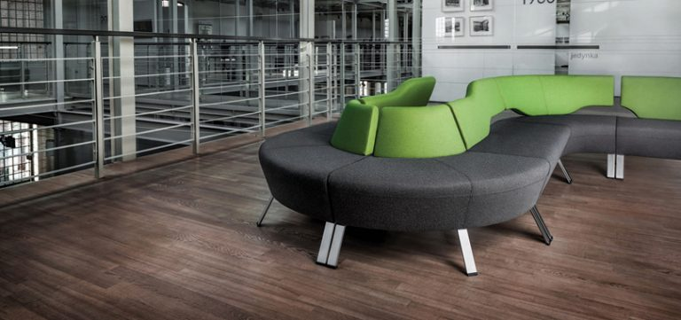 soft-seating-office-furniture-in-grey-and-green-with-metal-frame
