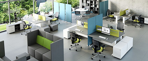 Radius Office Our Services Office Space Planning Layout